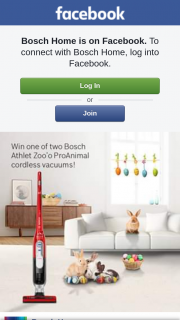 Bosch Home – Win One of Two Bosch Athlet Zoo'o Proanimal Cordless Vacuums (bch6zooau) Each Valued at $599 RRP (prize valued at $599)
