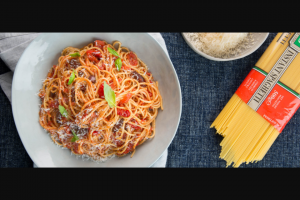 Brand SA – Will Take Home Pasta for Every Type of Dinner Occasion (prize valued at $130)