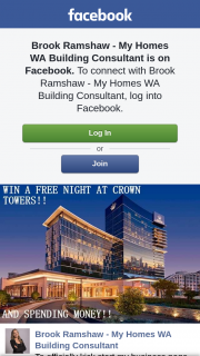 Brook Ramshaw – Win a Free Night Crown Towers and $100 Spending Money