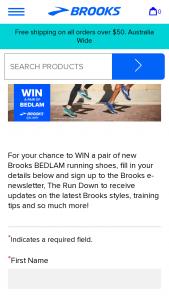 Brooks Running – Win a Pair of New Brooks Bedlam Running Shoes