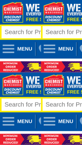 Chemist Warehouse – Will Also Receive 6 Tickets to Each Day of The Nrl Magic Round and Access to The Chemist Warehouse Deck (prize valued at $110)