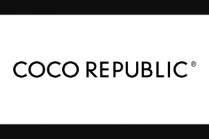 Coco Republic – Win The Elegant French Inspired Rawson Bar Cabinet (prize valued at $1,695)
