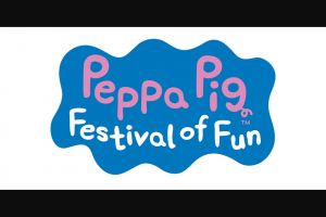 Community News – Win One of 10 Family Passes to Peppa Pig