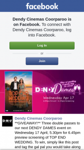 Dendy Cinemas Coorparoo – Win One of Three Gut Health Smoothie Blend Packs Valued at $38.50