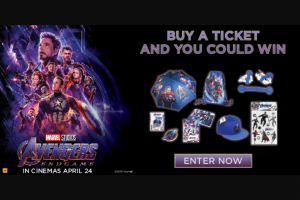 Dendy Cinemas – Win 1 of 5 Awesome Prize Packs Which Include