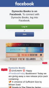 Dymocks Books – a New Release Prize Pack Containing