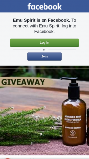 Emu Spirit – Win Our Advanced Body Creme