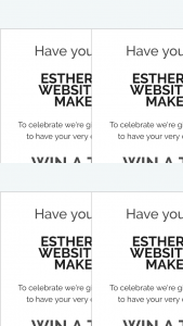 Esther & Co – Win a Trip to Bali (prize valued at $9,000)