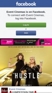 Event Cinemas Coomera – Win a Night Out With Your Best Gal Pals to See The Hustle