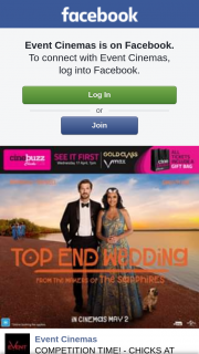 Event Cinemas Loganholme – Win a Gold Class Double Pass to Catf's Top End Wedding Screening