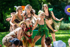 Female – Win One of 2 X a Family Passes (4 Tickets) to Tinkerbell and The Dream Fairies at The Royal Botanic Garden (prize valued at $110)
