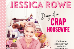Female – Win One of 5 X Copies of Diary of a Crap Housewife By Jessica Rowe