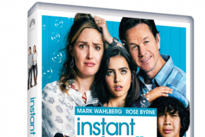 Female – Win One of 5 X Instant Family DVDs (prize valued at $1)