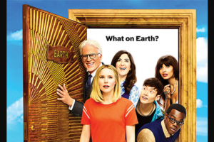 Female – Win One of 5 X The Good Place Season 3 DVDs (prize valued at $150)