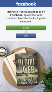 Hachette – Win 1 of 5 Proof Copies of Blood River By Tony Cavanaugh