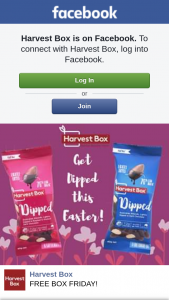 Harvest Box – Win a Box of Dipped