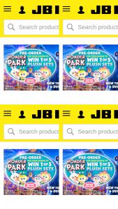 JB HiFi Pre-order Wonder Park to – Win 1 of 5 Wonder Park Plush Sets (prize valued at $1,000)