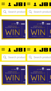 JB HIFI Purchase any BBC or ABC DVD or Blu Ray to – Win a Trip to London (prize valued at $10,296)