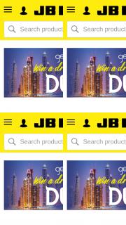 JB Hi-Fi – Win a Trip to Dubai (prize valued at $8,800)