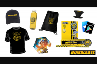 KZone – Win a Bumblebee Movie Merch Pack