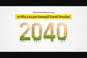 Madman – Win a $2500 Travel Voucher Thanks to Intrepid Travel (prize valued at $2,500)