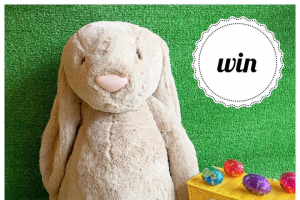 melbournemamma – Win a Jellycat Really Big Bashful Bunny to Call Your Very Own&#8291