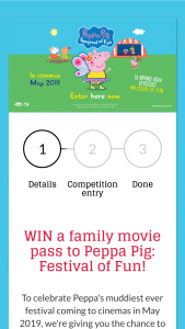 Mt Ommaney SC – Win a Family Movie Pass to Watch The 10 All New Episodes