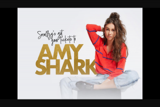 Nova FM Smallzy's sending you to see Amy Shark live – Simply Call Through to 13 24 10 During Smallzy's Surgery Between 7-10pm Weeknights Or Enter Below and Tell Us In 25 Words Or Less What Song You Would Be Most Excited to Hear Live and Why