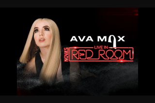 Nova FM Smallzy's sending you to see Ava Max in Nova's Red Room – Simply Enter Below and Tell Us Why You Need to Be There (prize valued at $5,400)