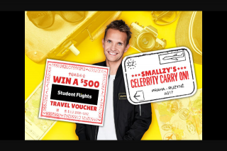 Nova FM – Win a $500 Student Flights Voucher