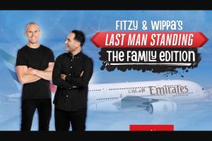 Nova FM – Win a Trip to Dubai for The Whole Family With Emirates