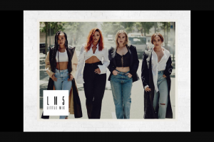 Nova FM – Win Tickets for You and a Friend All You Have to Do Is Enter Below & Tell Us In 25 Words Or Less Why Do You Want to See Little Mix Live