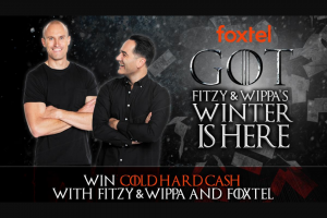 Nova FM – Win Your Share of $10000 With Fitzy & Wippa
