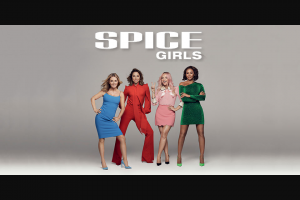 Optus Perks – Win a Trip for 2 to See The Spice Girls In London (prize valued at $18,530)