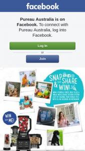 Pureau Australia – Competition (prize valued at $1)