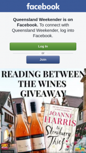 Qld Weekender Reading Between The Wines giveaway – Win a Copy of The Strawberry Thief