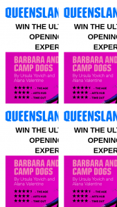 Queensland Theatre – Win The Ultimate Barbara and The Camp Dogs VIP Opening Night Experience