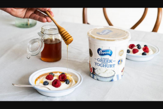 Smooth FM – Win a Yummy Prize Pack Thanks to Procal Dairies
