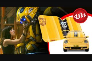 Stack Magazine – Win a Bumblebee Car Shade