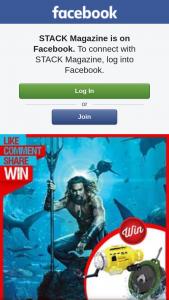 Stack Magazine – Win an Aquaman Underwater Camera and Speaker