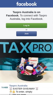 Taxpro Australia – Will Need to Collect Hamper From Our Balcatta Office