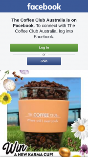 The Coffee Club – Win One of Our New Karma Cups and $50 Tcc Cash