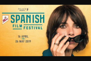 The West Australian – Win 1 of 10 Double Passes to The 2019 Moro Spanish Film Festival