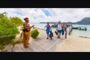 Vacations Travel – Win a Return Airfare to Tahiti Plus a 12-night Cruise Through French Polynesia Aboard Aranui 5 and a Four-Night Stay at The Manava Suite Resort Hotel In Papeete (prize valued at $19,268)