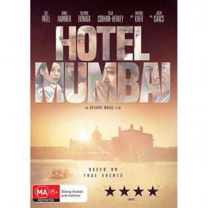 Mind Food – Win 1 of 10 copies of Hotel Mumbai on DVD
