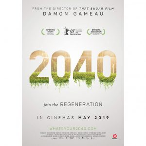 Mind Food – Win 1 of 10 double tickets to see '2040'