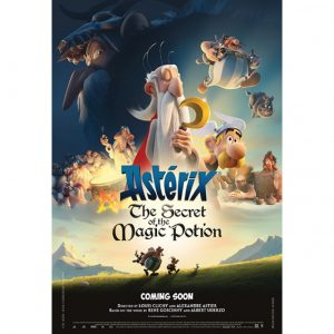 Mind Food – Win 1 of 2 prize packs to see Asterix
