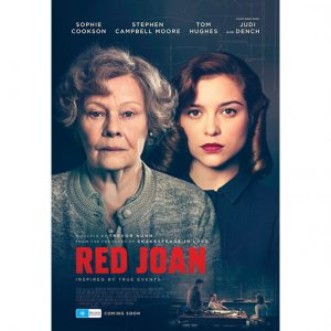Mind Food – Win 1 of 30 double tickets to Red Joan
