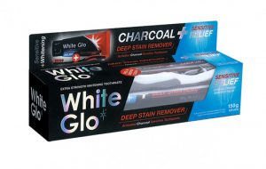 Mind Food – Win 1 of 5 White Glo Whitening Toothpaste packs valued at over $46 each