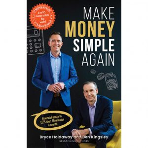 Mind Food – Win 1 of 8 copies of Make Money Simple Again